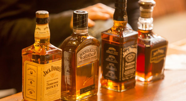 Camp Jack provides a behind-the-scenes whiskey experience. (Photo courtesy of @EdRode)
