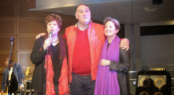 Sips & Suppers hosts Joan Nathan, Jose Andres and Alice Waters