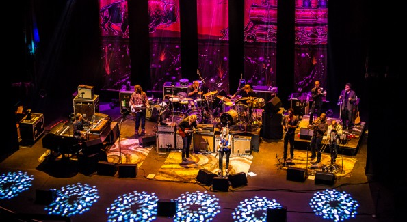The Tedeschi Trucks Band at The Beacon Theater, NYC - Sept 21, 2013