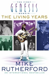 Mike Rutherford's recently released memoir (Photo courtesy Mike Rutherford)