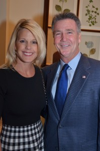 Kiersten and Bruce Allen (Photo by Alan Schlaifer/Elite Images)