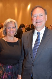 Martha and Samuel Alito (Photo by Alan Schlaifer/Elite Images)