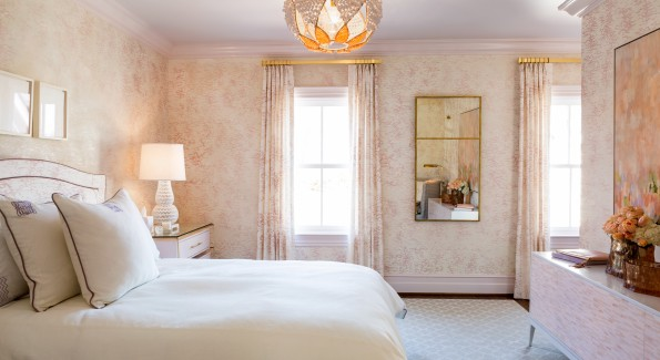 Courtney Cox and Alex Deringer's Guest Bedroom