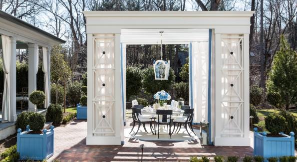 Skip Sroka's patio design