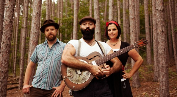 Reverend Peyton's Big Damn Band plays The Hamilton May 2nd (photo courtesy Tyler Zoller)
