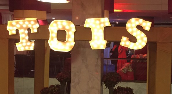 TOTS Logo (Photo by Sarah Valerio)
