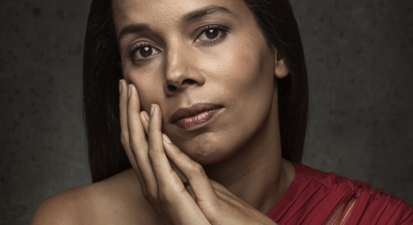 Rhiannon Giddens appears at the Lincoln Theater Sunday April 12th (photo courtesy)