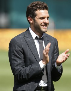 DC United coach Ben Olsen (Photo courtesy DC United)