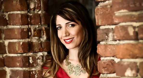 Suzanne Kianpour (Photo by Tony Powell)