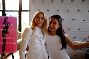 Bushnell with WL intern Diba Mohtasham