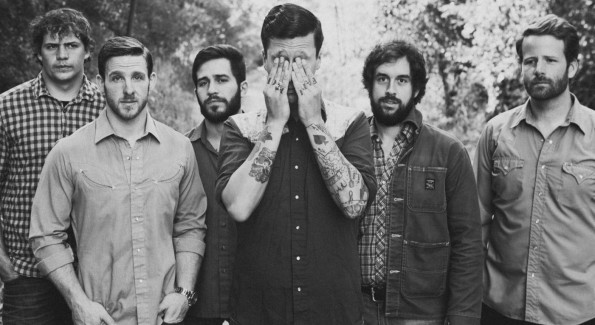 American Aquarium plays The Hamilton in DC on October 23rd (photo courtesy Alysse Gafkjen)