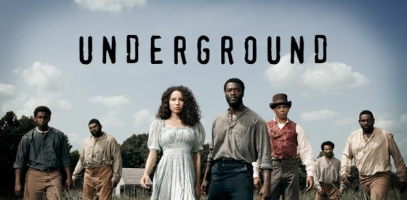 "Aldis Hodge stars in ""Underground."" Image courtesy WGN."