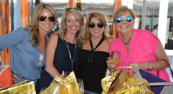 Megan Ferro, Kelly Neal, Tammy Price and Shawnnah Ordono