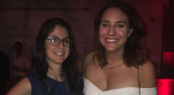 Maggie Clark, Lauren Chiarini