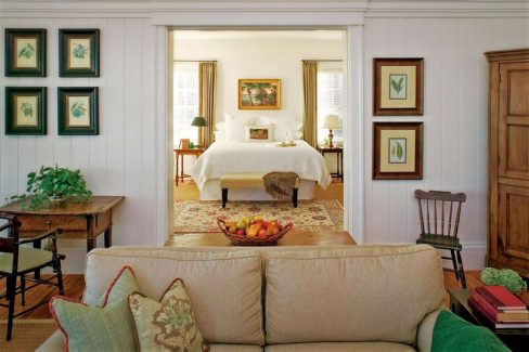 montage cottage bedroom