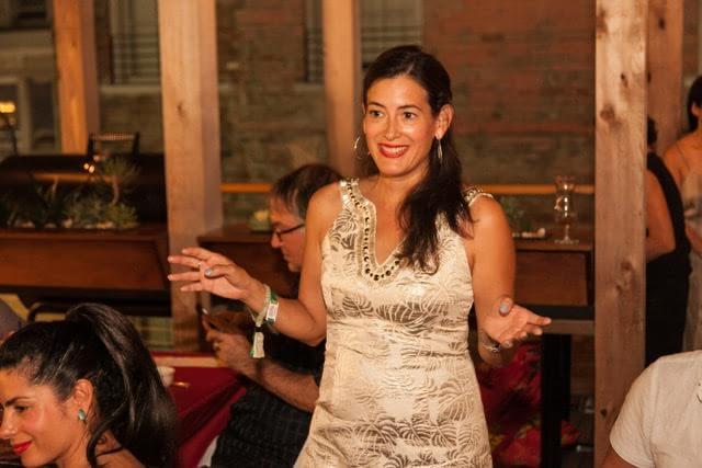 Melanie Asher of Macchu Pisco. Courtesy photo.