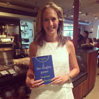 Lauren Weisberger at Politics & Prose Bookstore and Coffeehouse (Photo by Erica Moody)