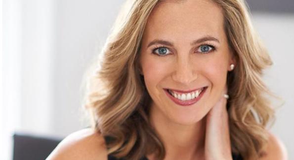 Lauren Weisberger (Photo Courtesy of Simon & Schuster)