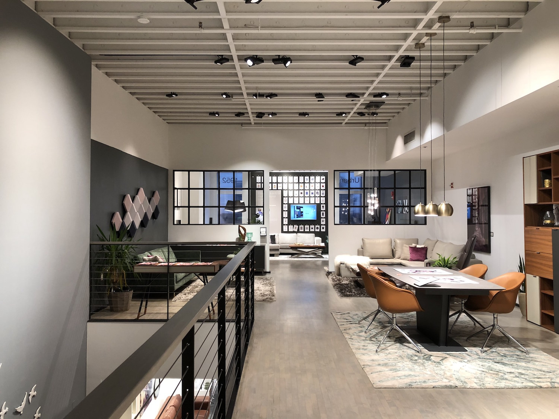 Bo Concept La Garde jonnmarc brings pop-up show to boconcept – washington life