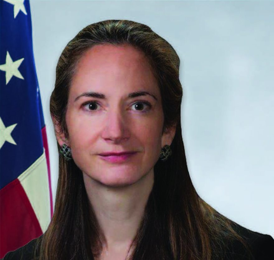 Avril Haines - Director, National Intelligence