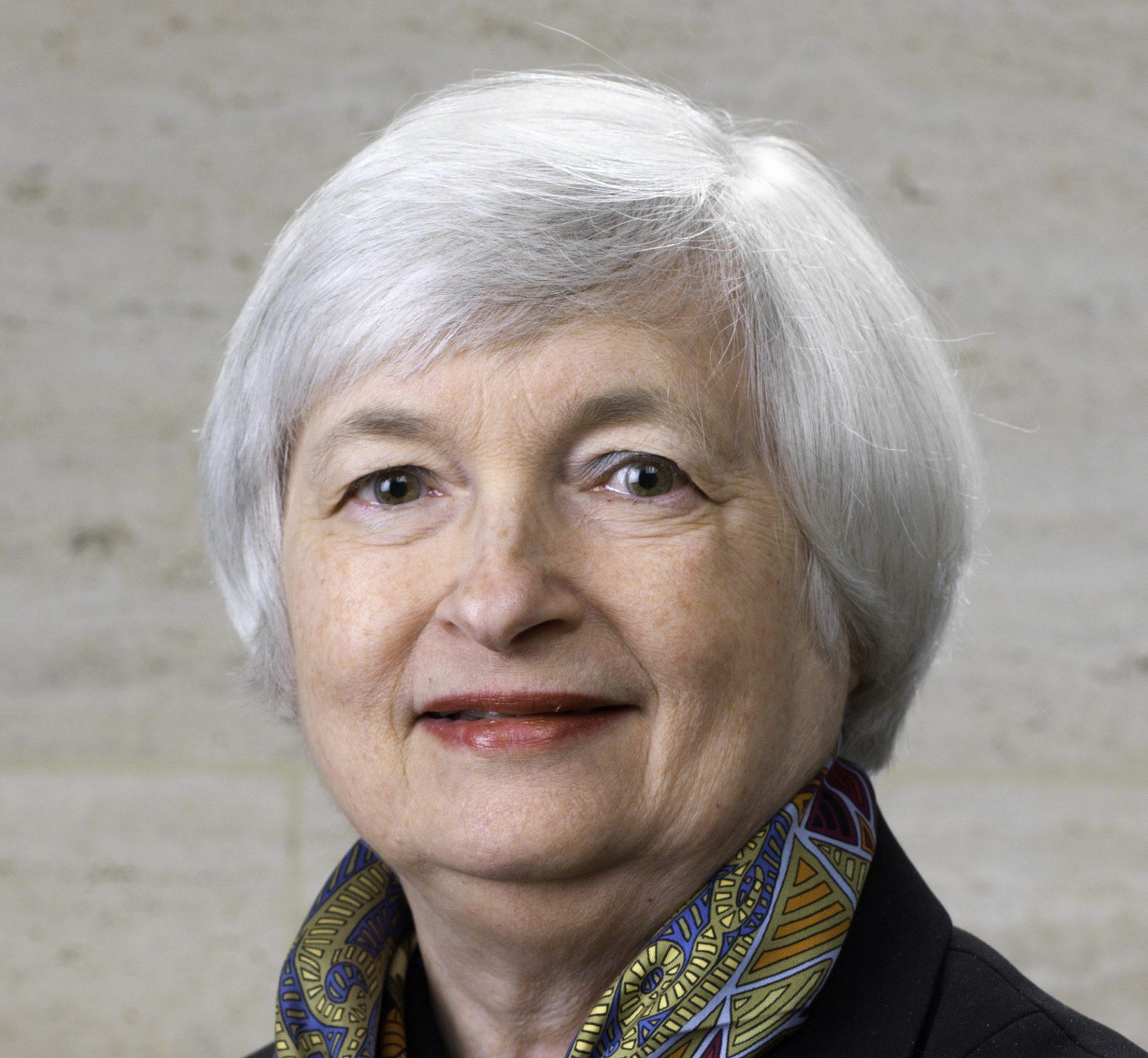 Janet Yellen - Treasury