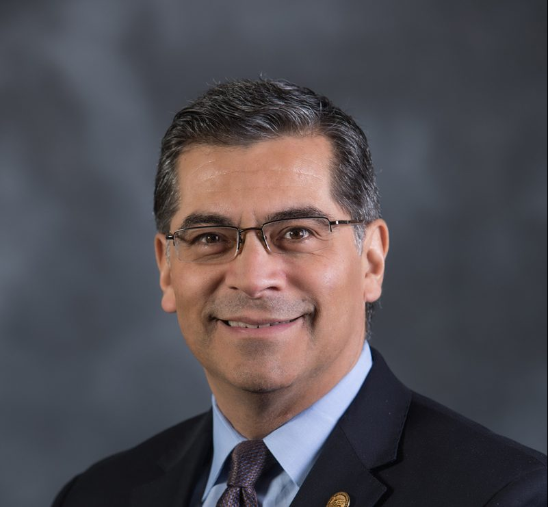 Xavier Becerra - Health and Human Services